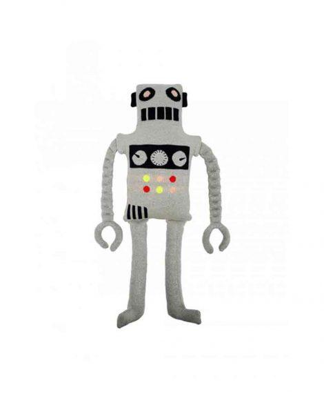 Meri Meri Υφασμάτινο Μαξιλάρι Ρομπότ ca5aa07e2ff